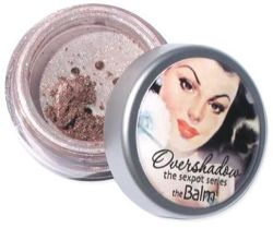 The Balm Overshadow If You're Rich I'm Single Mineral eyeshadow Mauve/Pewter 0,57g