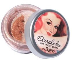 The Balm Overshadow You Buy I'll Fly Mineral eyeshadow Cooper 0,57g